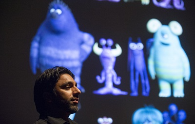 Pixar Sanjay Bakshi