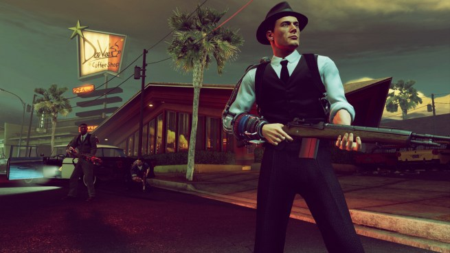XCOM The Bureau Declassifed 2K Marin shooter