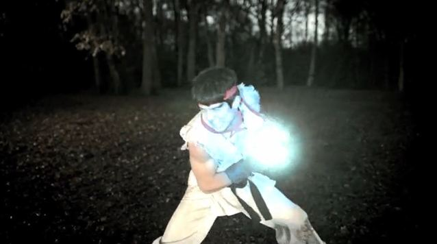 Street Fighter: Assassin's Fist Kickstarter live-action series