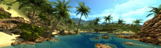 Tropical Skyrim