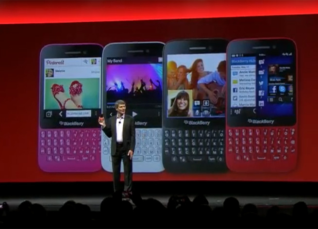 blackberry q5 group
