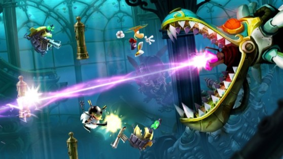 Rayman Legends OCEAN_WORLD__DRAGON_ATTACK