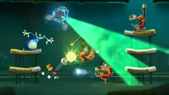 Rayman  Legends OCEAN_WORLD__RAYMAN_KICK_ATTACK