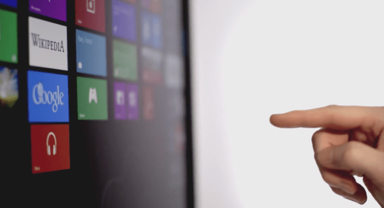 leap motion windows 8