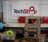 3D printers and industrial sewing machines are just part of TechShop's many tools.