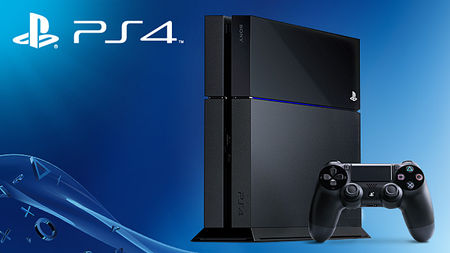 The PS4: In stores Nov. 15. (Unless you've already preordered it.)