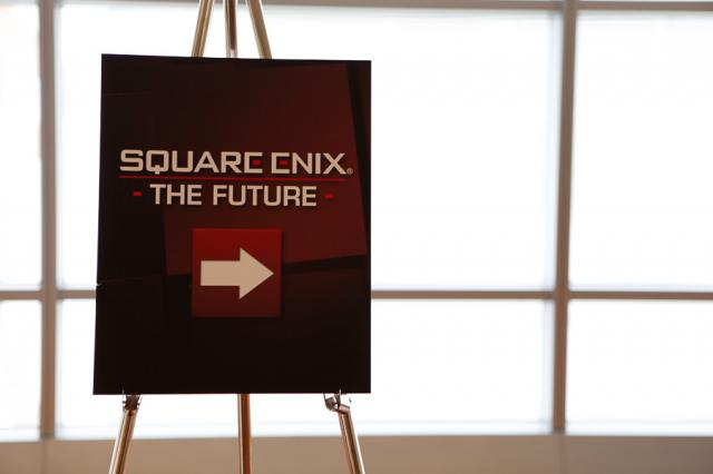 Square Enix: The Future