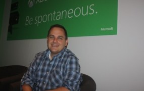 Xbox One chief architect Marc Whitten.