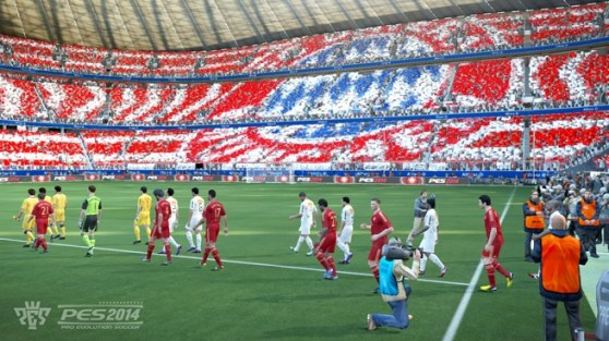Pro Evolution Soccer 2014 2