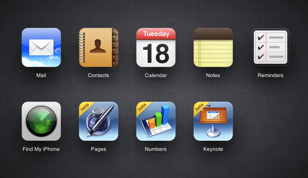 iWork for iCloud