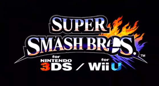 Smash bros logo