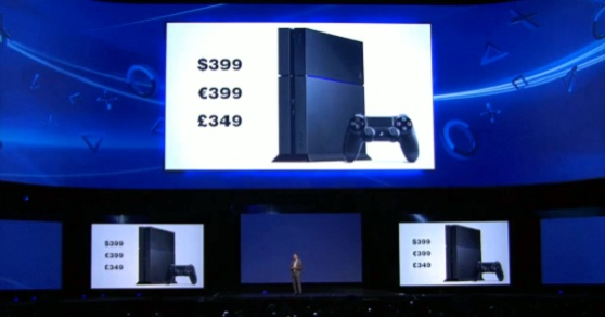 sony pricing