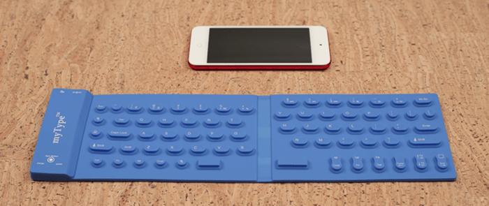 myType Bluetooth keyboard