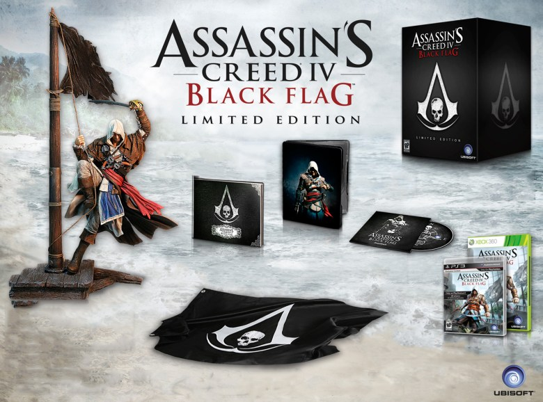 Ubisoft Assassin's Creed IV: Black Flag Limited Edition