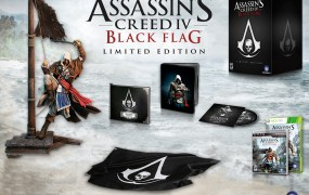 Ubisoft Assassin's Creed IV: Black Flag Limited Edition
