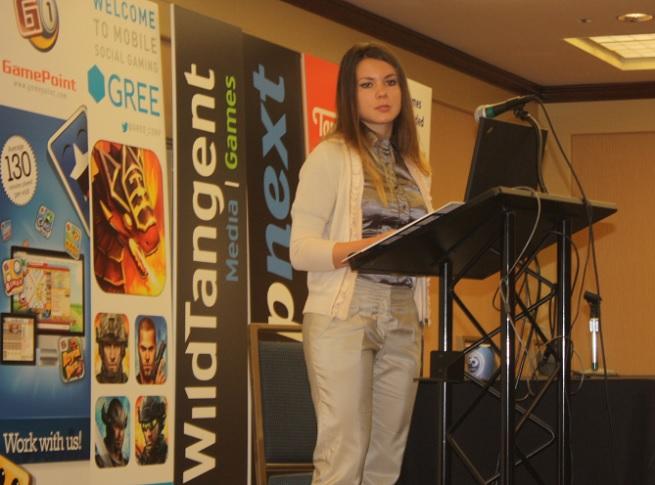 Alina Soltys of Corum Group