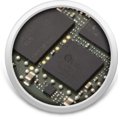 One of Altair Semi's mobile chipsets.