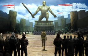Every man and woman in the Eastern Kingdom of Mikado must undergo a strange ritual to become a samurai in Shin Megami Tensei IV.