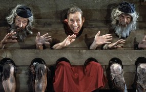 Mel Brooks as Torquemada
