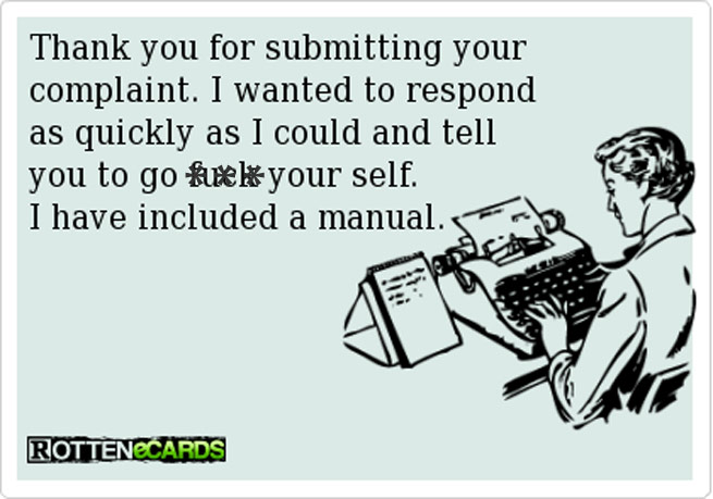 complaint-funny