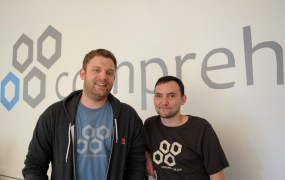 Comprehend's Rick Morrison and Jud Gardner