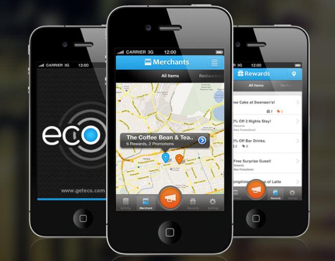The Eco feedback app.