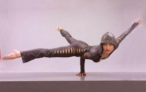 Irina Vaganova - circus performer