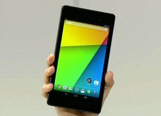 The new Nexus 7 tablet