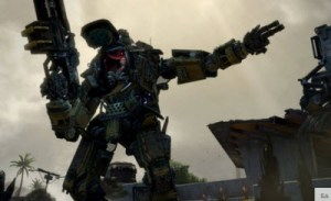 Respawn Entertainment's Titanfall
