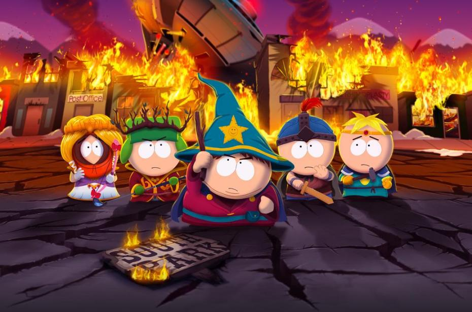 Cartman and friends prepare for an epic adventure in South Park: The Stick of Truth.