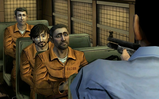The Walking Dead: 400 Days downloadable expansion.