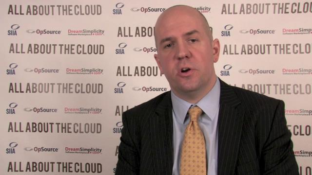 Rackspace CTO John Engates said the hybrid cloud approach is the future for most customers