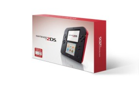 Nintendo 2DS is the new kid-friendly version of the 3DS.