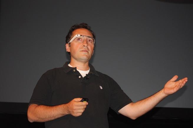 Google Glass lead Babak Parviz leaves Google, joins Amazon ...