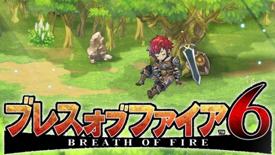 Capcom's latest Breath of Fire for mobile devices and web browsers.
