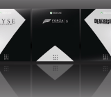 The Xbox One Day One Editions of Ryse: Son of Rome, Forza Motorsport 5, and Dead Rising 3.
