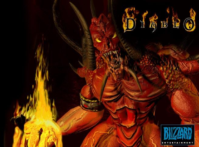 The original Diablo
