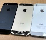 Gold iPhone 5S leak