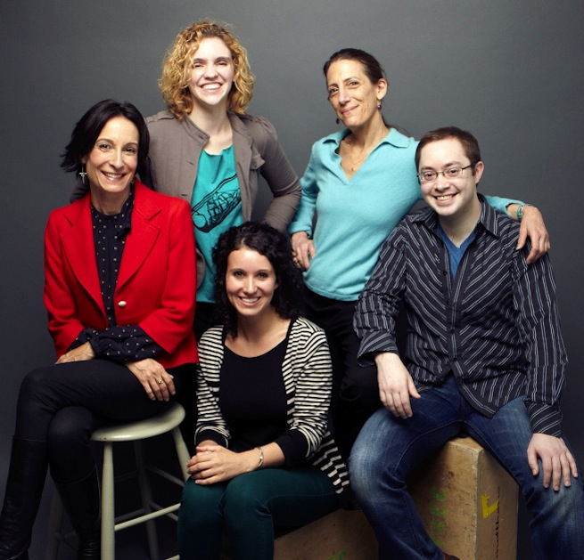 Learn with Homer's team: Stephanie Dua, Chrysta Naron, Bee Johnson, Peggy Kaye, Kenneth Roraback