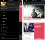 Inq's Material app for iPhone