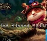 League of Legends American Express card
