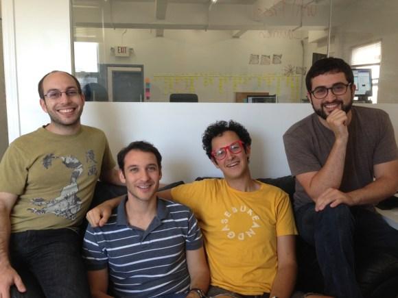 NoRedInk's founding team