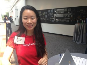 Apptimize founder Nancy Dua started the company in 2012