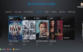Time Warner Cable on Xbox Live