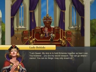 Ultima Forever - Lady British