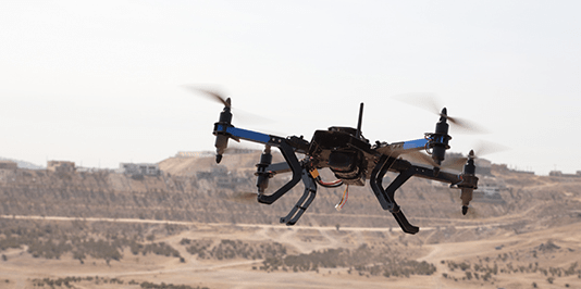 3D Robotics is creating a market for cheap, powerful UAVs.