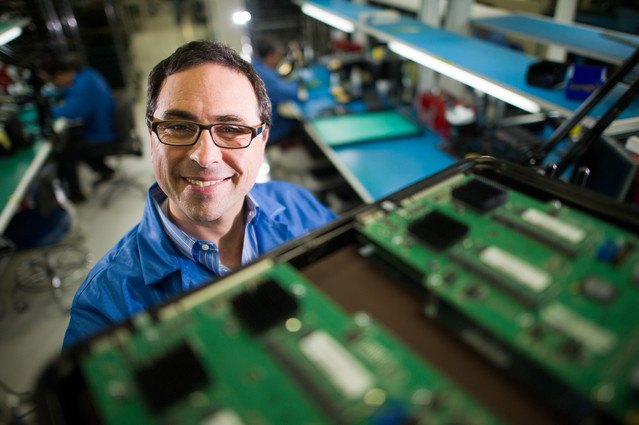 Andrew Feldman of AMD