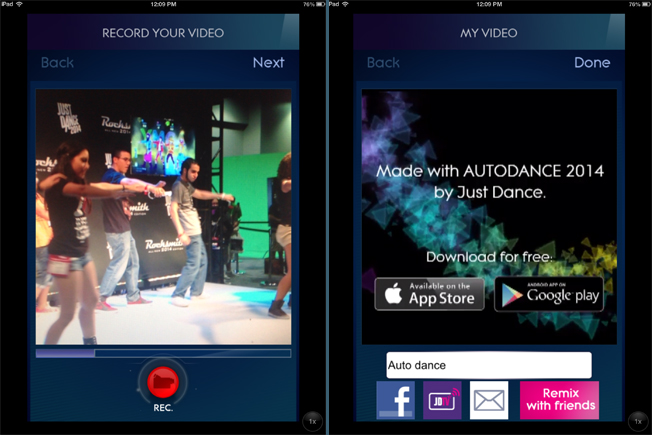 Autodance 2014 by Just Dance