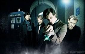 Doctor Who-Sherlock