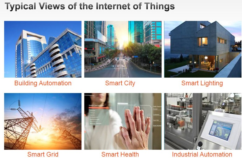 Freescale Internet of Things